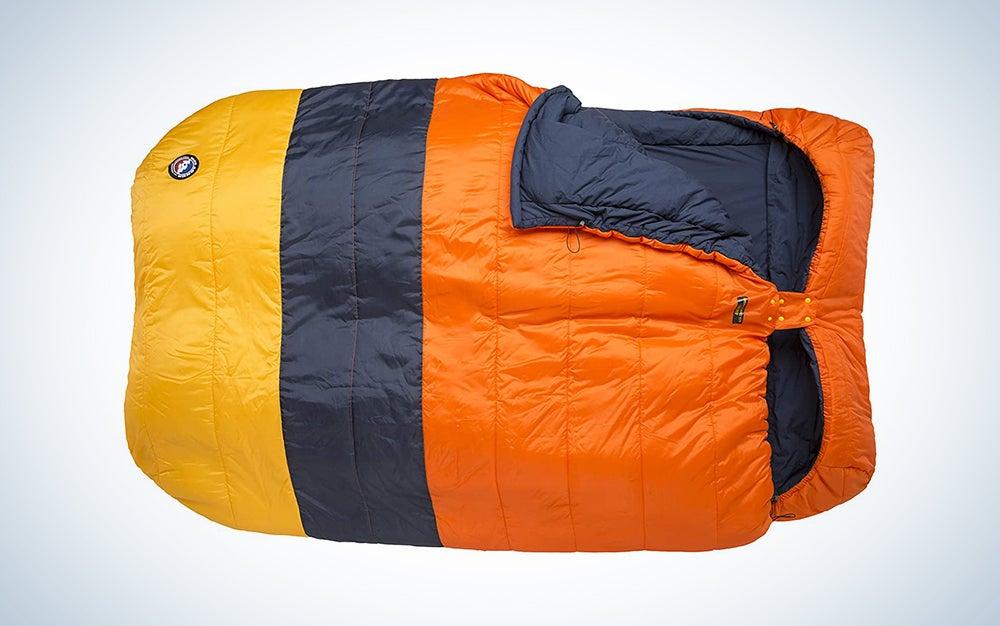 Big Agnes Cabin Creek 15 (FireLine Eco) Sleeping Bag