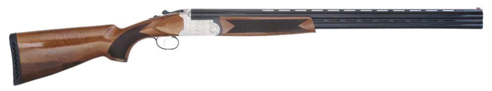 A Setter shotgun on a white background.
