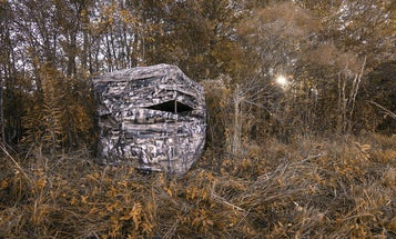 6 Rules for More Success with Ground Blinds