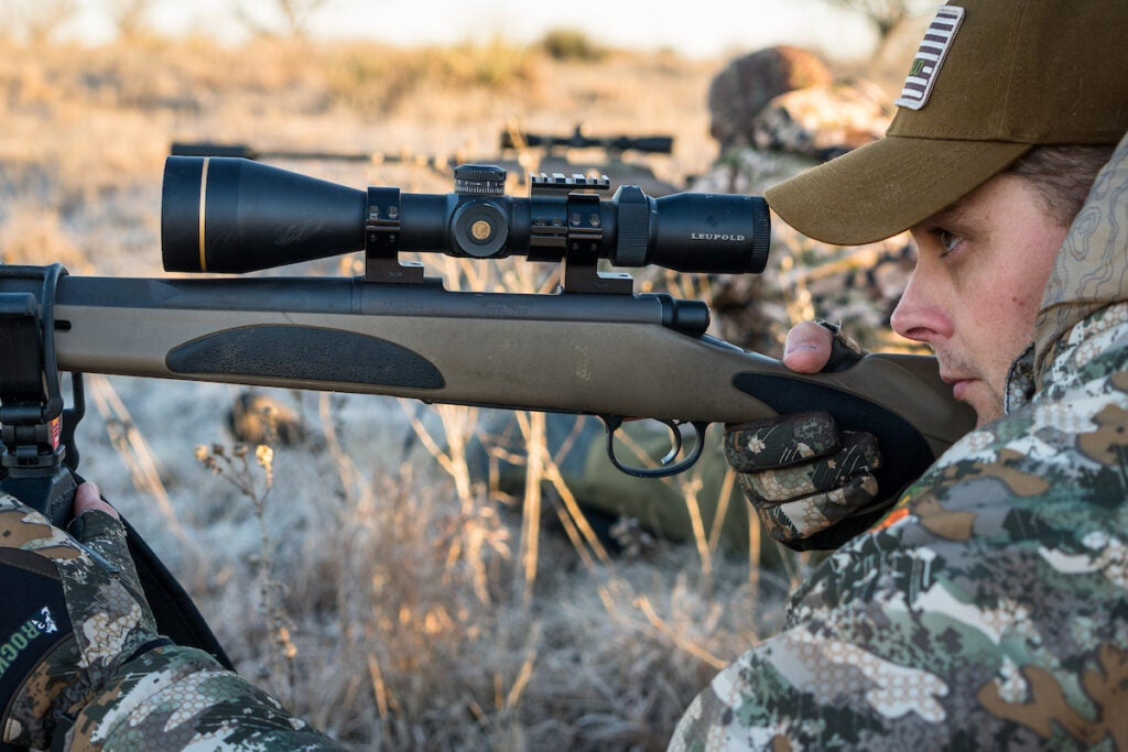 There's no reason for new hunters to take a rifle shot on wild game beyond 300 yards.