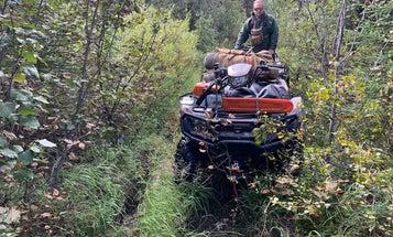 How to Build an ATV Tough Enough for Alaska's Backcountry