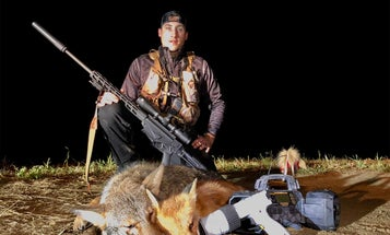 Tips from a Predator Pro on Hunting Coyotes and Foxes at Night