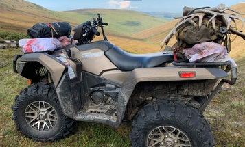 The Ultimate ATV Test: Suzuki's King Quad 750 AXI Rugged Package vs. Alaska's Hunting Season