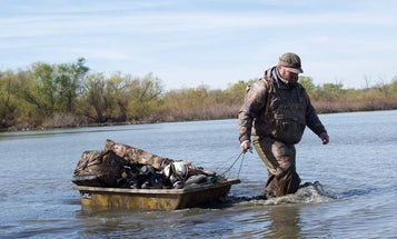 The Ultimate Walk-In Duck Hunting Gear I Can't Live Without
