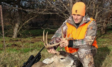 The Science Behind Deer Movement Can Help You Kill a Good Buck This Season