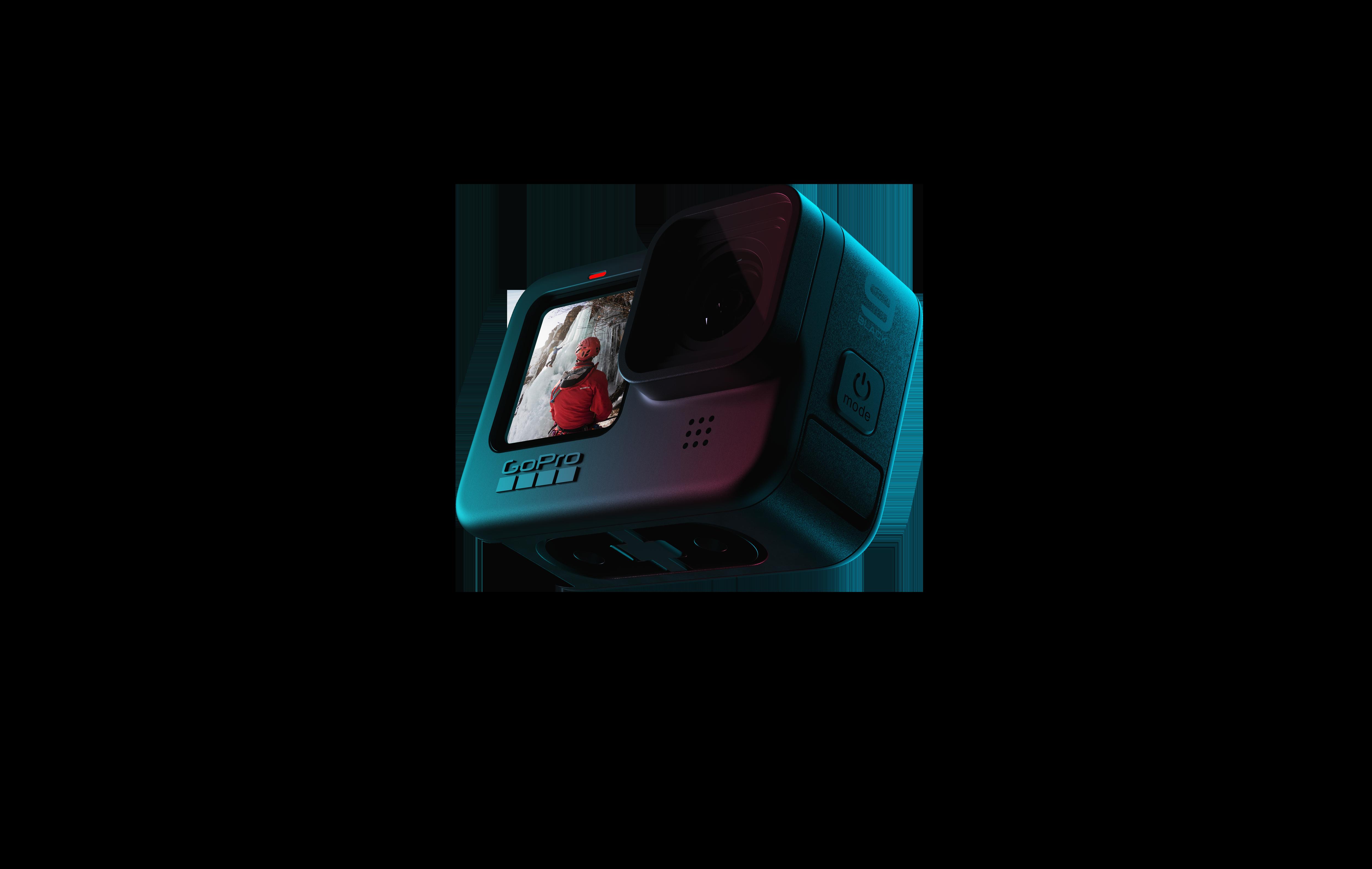 GoPro HERO9 Angled