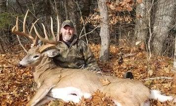 5 of the  Biggest Bucks Ever Taken in the Northeast