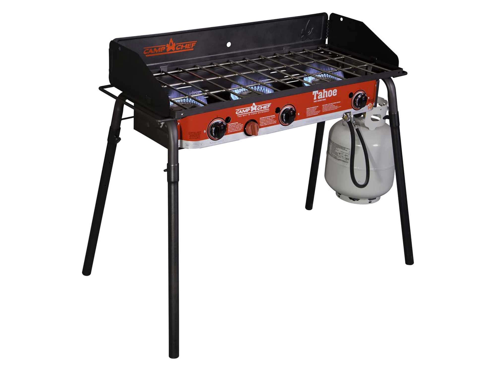 Camp Chef Tahoe Deluxe Three Burner Grill
