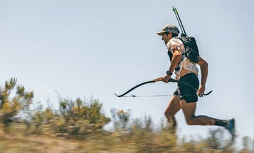 This Ultra-Runner Is on a Quest to Persistence-Hunt a Pronghorn