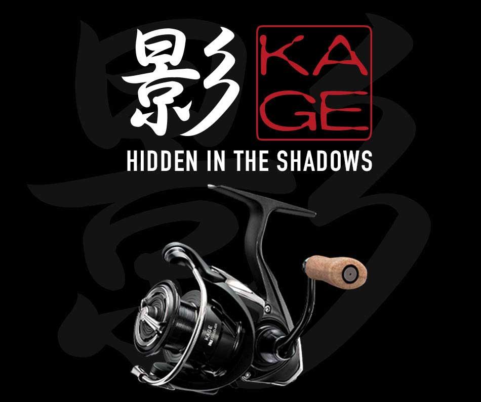Daiwa Kage LT spinning reel