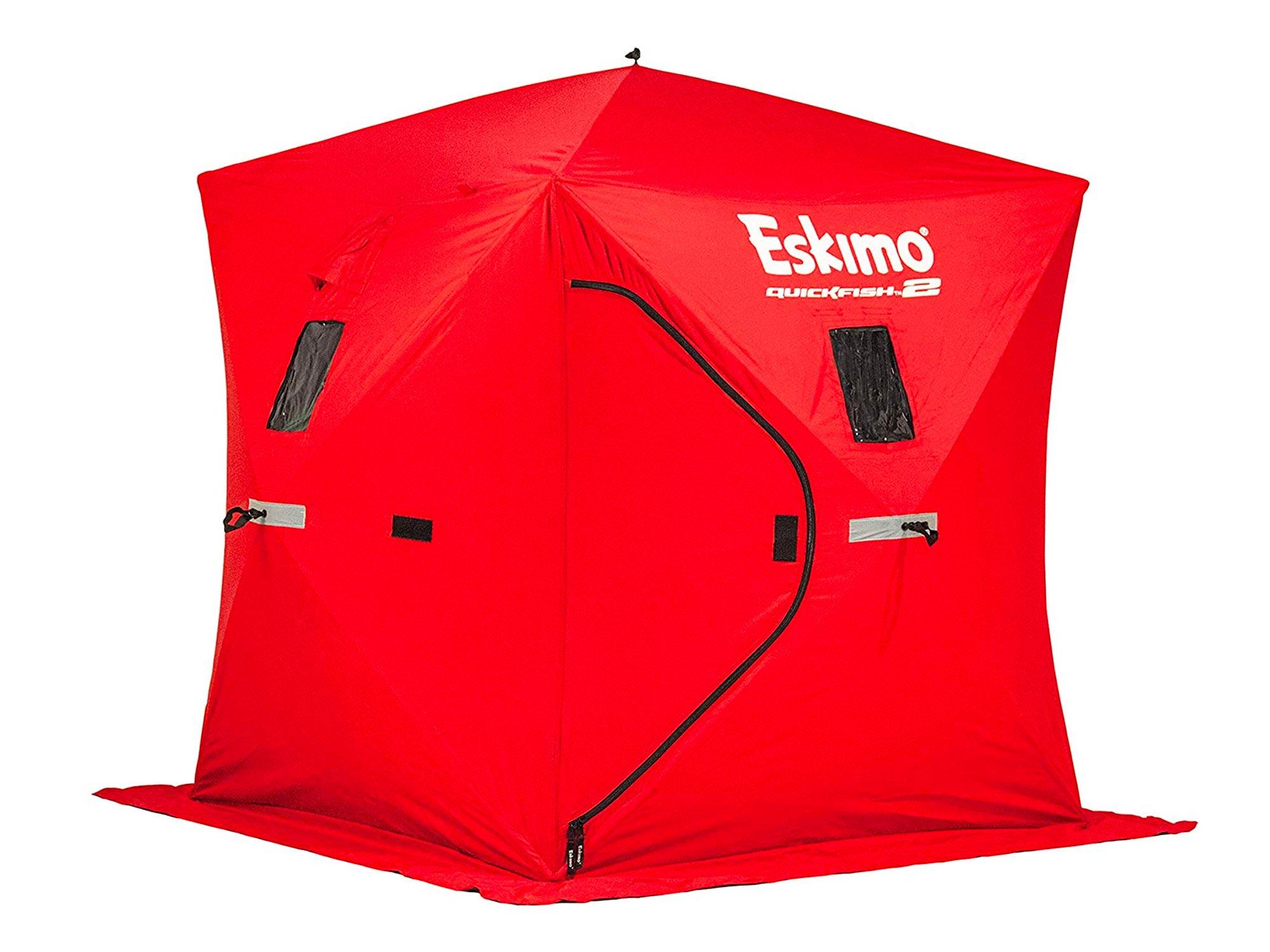 Eskimo Quickfish Pop-Up Portable Ice Shelter Series