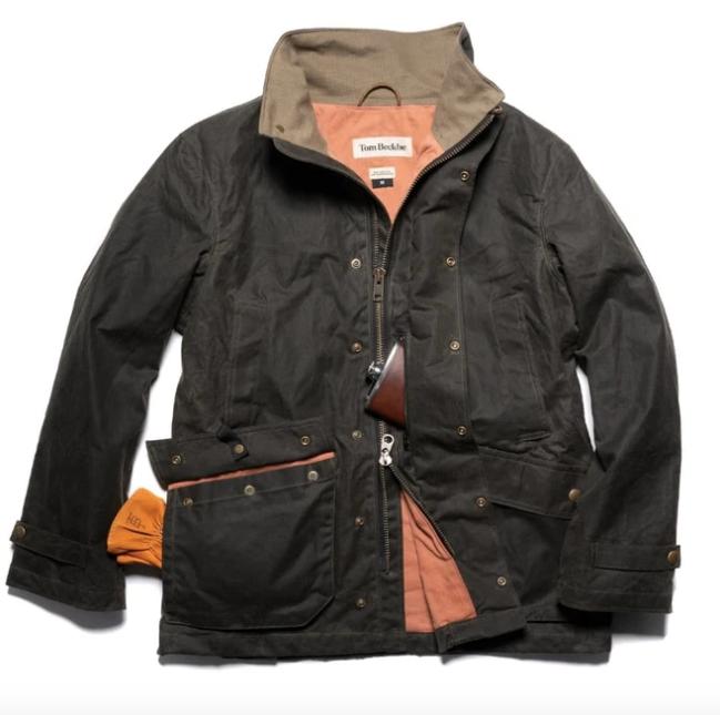Tom Beckbe Tensaw Jacket • $495