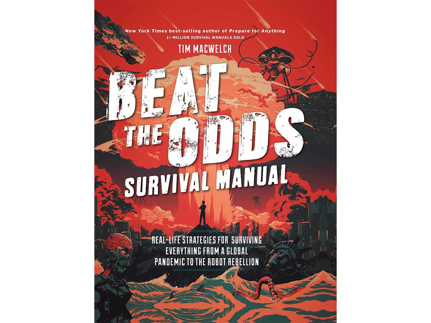 Front cover of a Beat the Odds