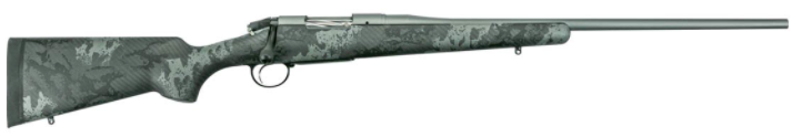 Bergara is know for its well manufactured rifle barrels.