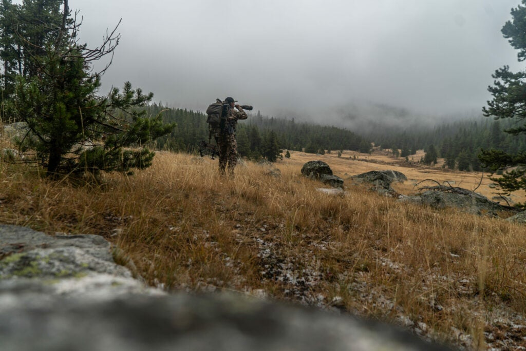 You don't have to summit 10,000-foot mountains to kill wild game out West.