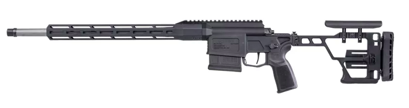 With its folding stock, Sig's Cross is an extremely packable rifle.