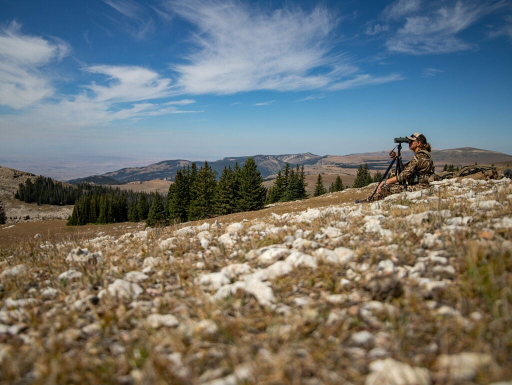 There is some big country out West, but any Midwest whitetail hunter can be successful here with a little know how.