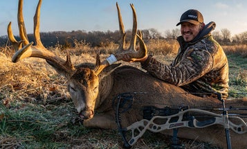 A 204-inch Iowa Bow Buck For The Ages