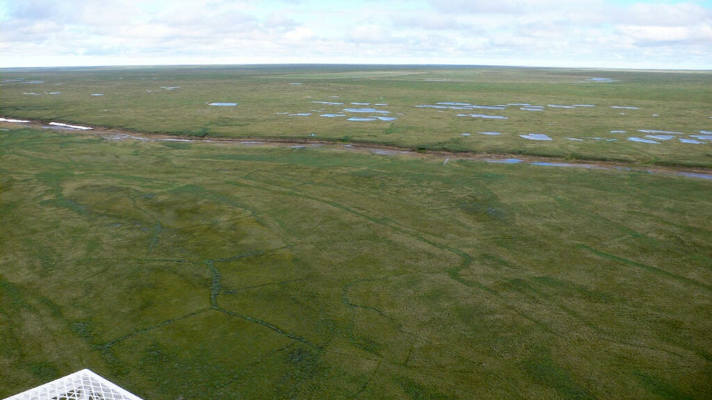 1002 Area in ANWR.