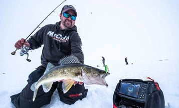 10 Early Ice Fishing Walleye Tactics That Will Put You on the Bite