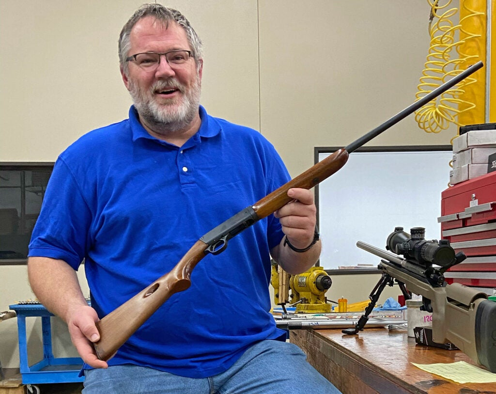 Remington speedmaster.