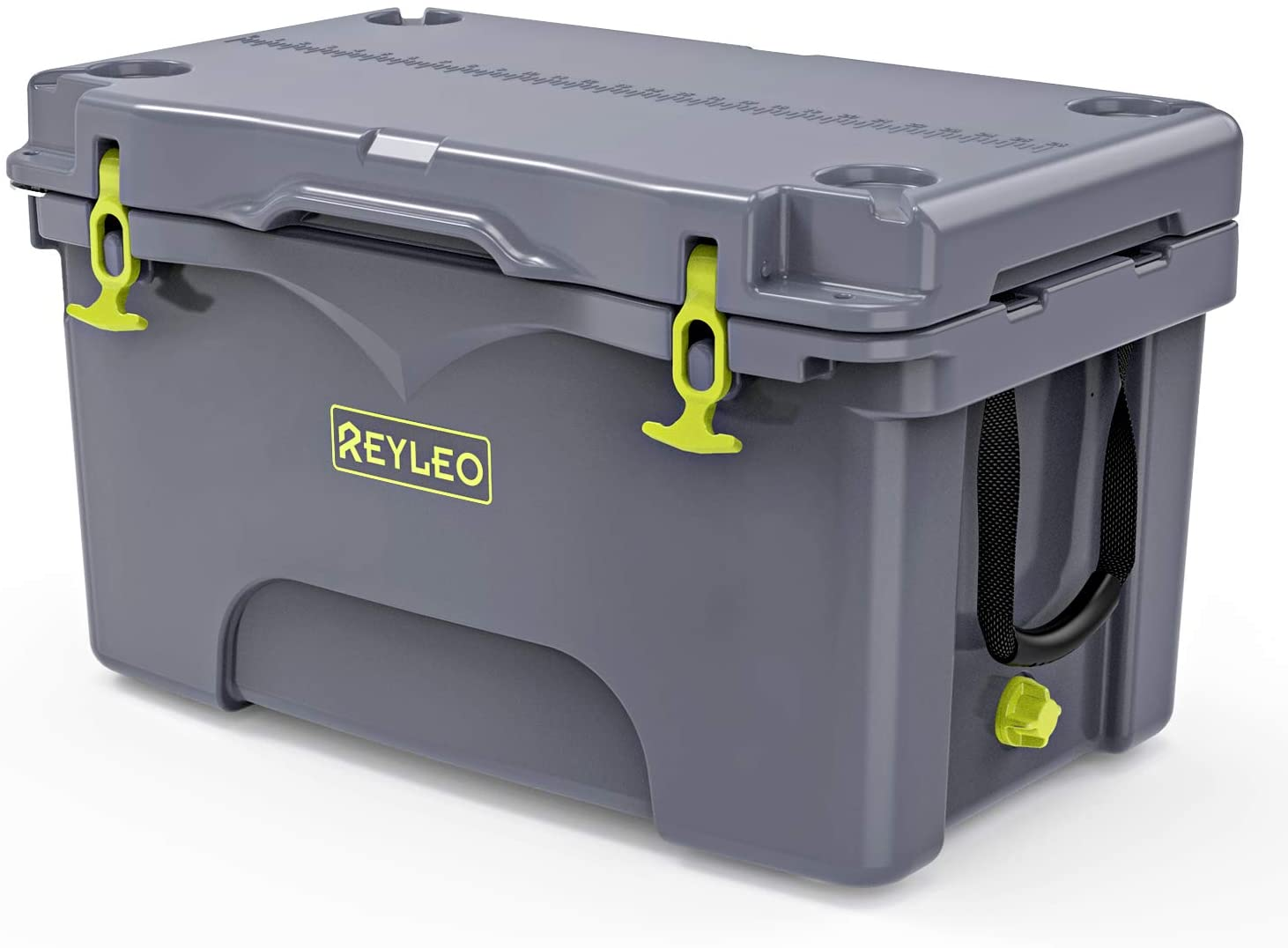A REYLEO cooler on a white background.