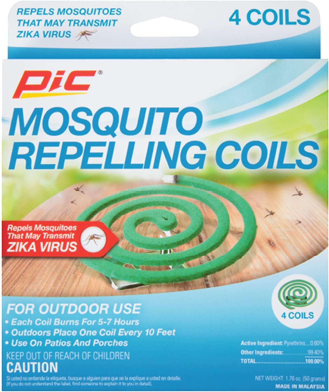 Pic mosquito repellant coils