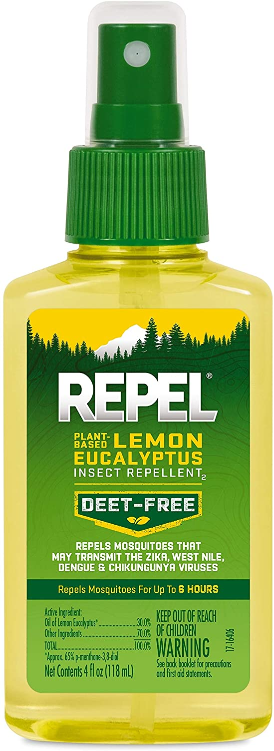 Repel plant-based mosquito repellant is a natural bug spray