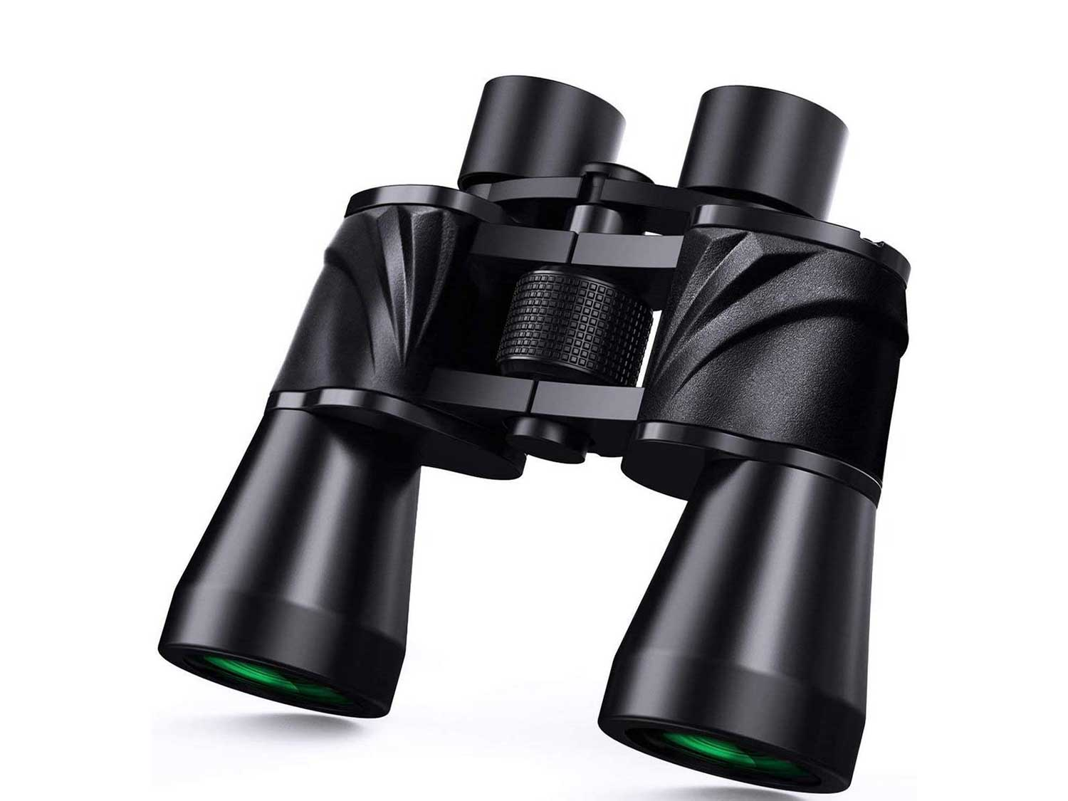10x50 Powerful Binoculars for Adults with Low Light Night Vision, Large Eyepiece, 10 Seconds Quick Focus, Waterproof Wide Angle Compact-Binoculars-for-Adults-Bird-Watching, Hunting, Concerts