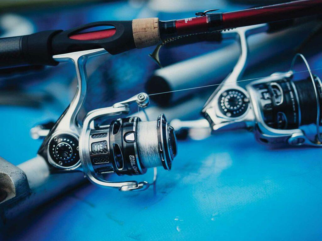 Abu Garcia Revo STX fishing reels