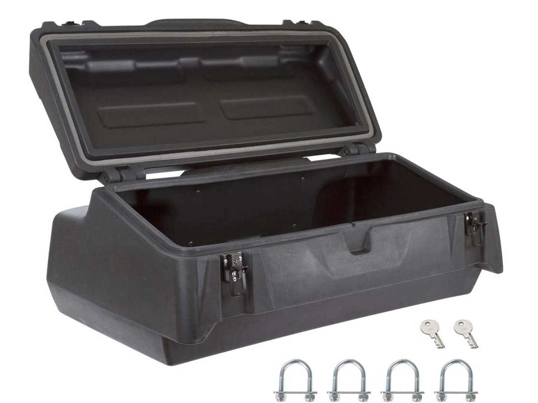 Black Widow Locking ATV Cargo Box