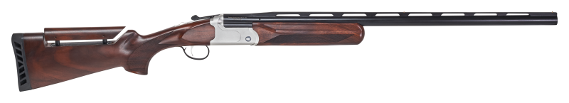 This single barrel break-action is a fine option for beginner trap shooters.