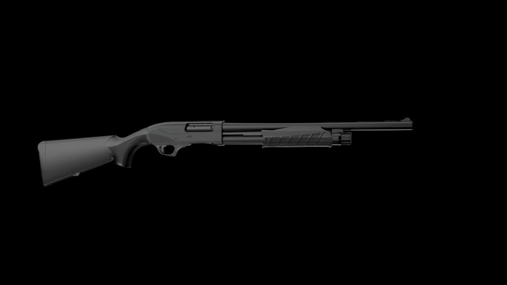 Retay's first pump shotgun is a fine choice for home defense.