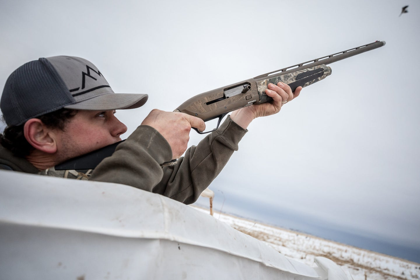The new Maxus II from Browning.