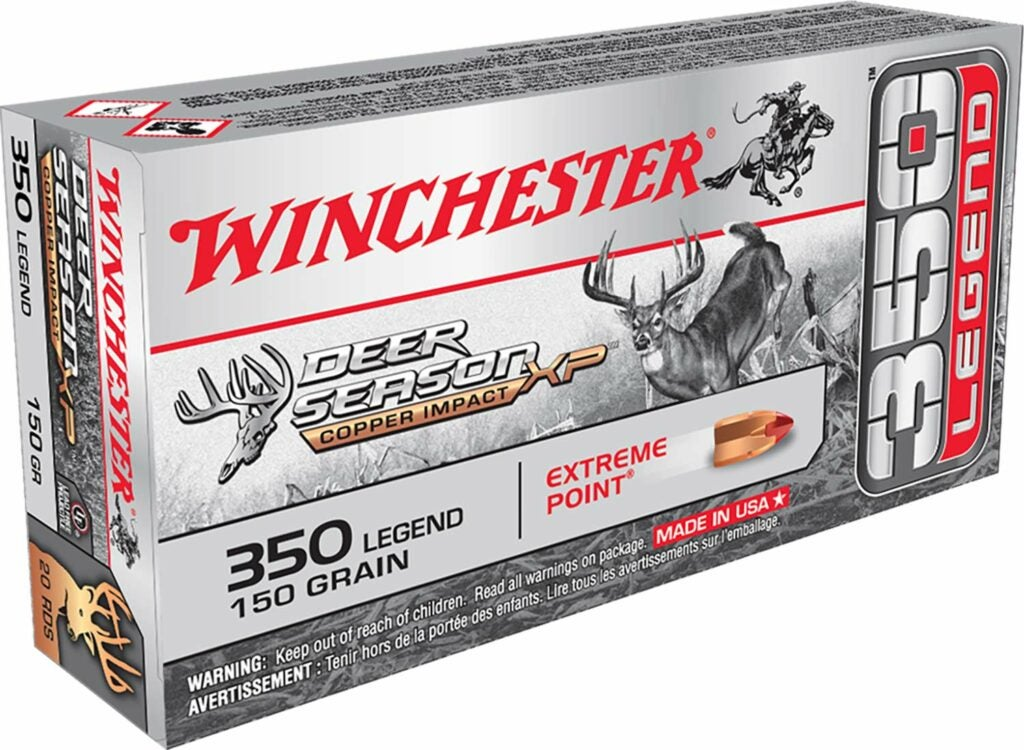 Winchester Deer Season XP Copper Impact 350 Legend