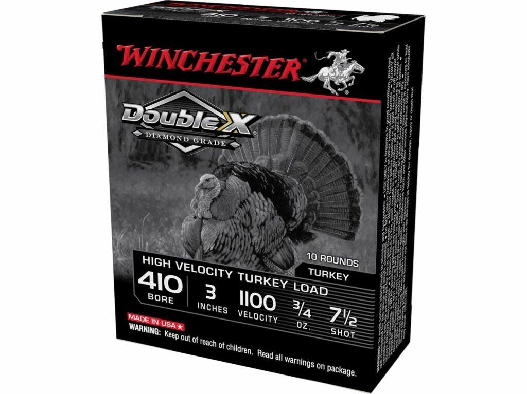 Winchester Double X Diamond Grade .410