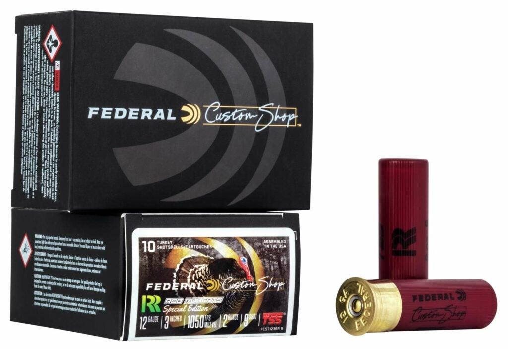 Federal Premium Custom shop rob Roberts Turkey loads