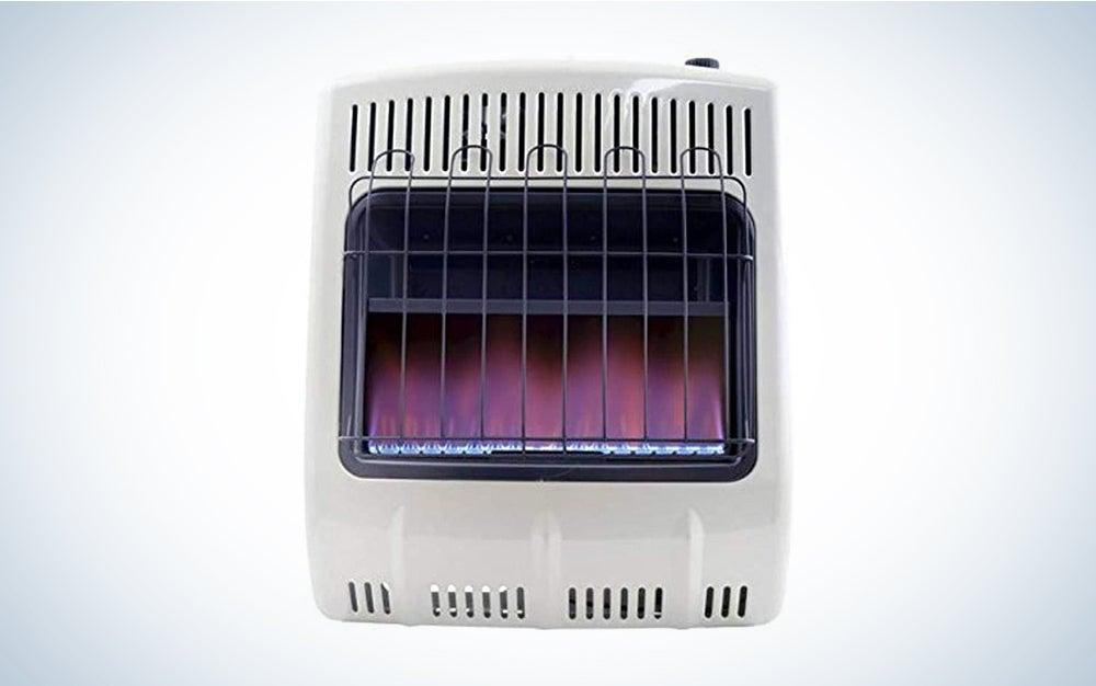 Mr. Heater 20,000 BTU Blue Flame Propane Heater