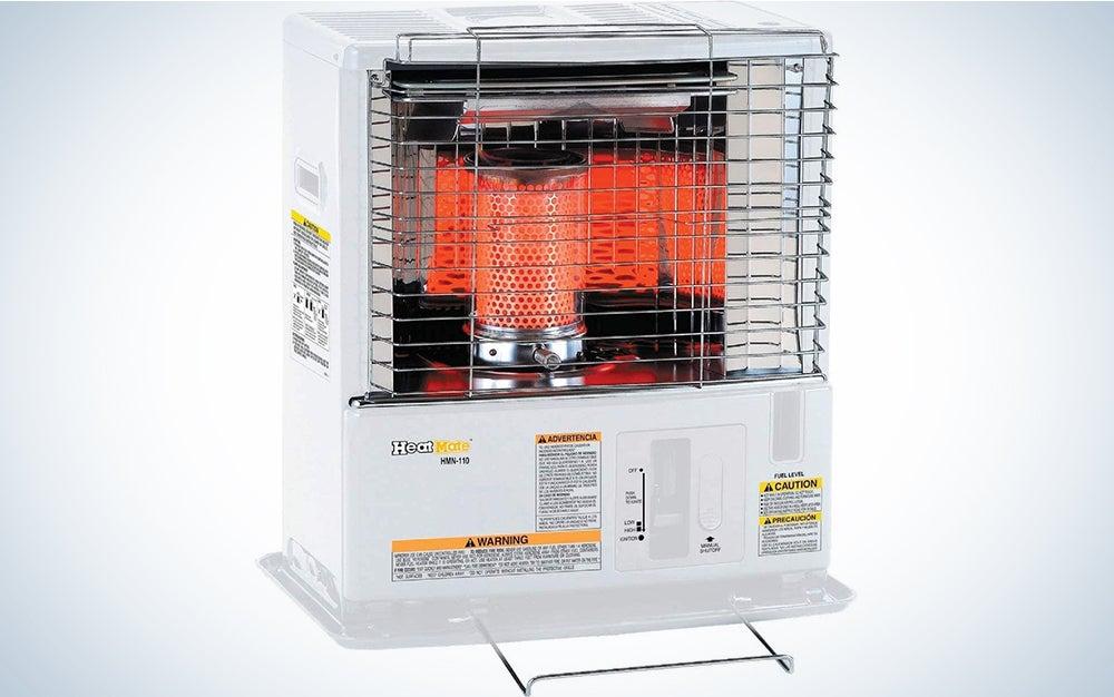 Sengoku KeroHeat 10,000-BTU Indoor/Outdoor Portable Radiant Kerosene Heater