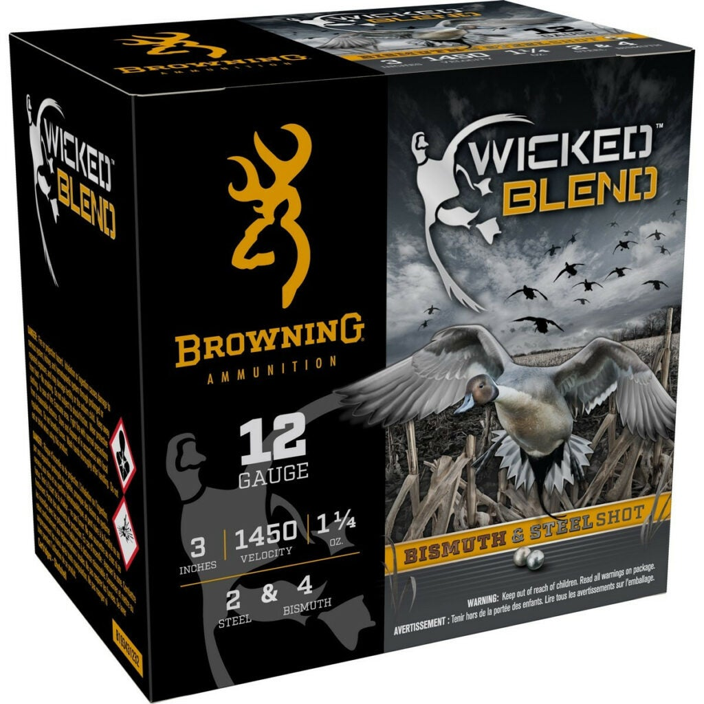 Browning Wicked Wing.