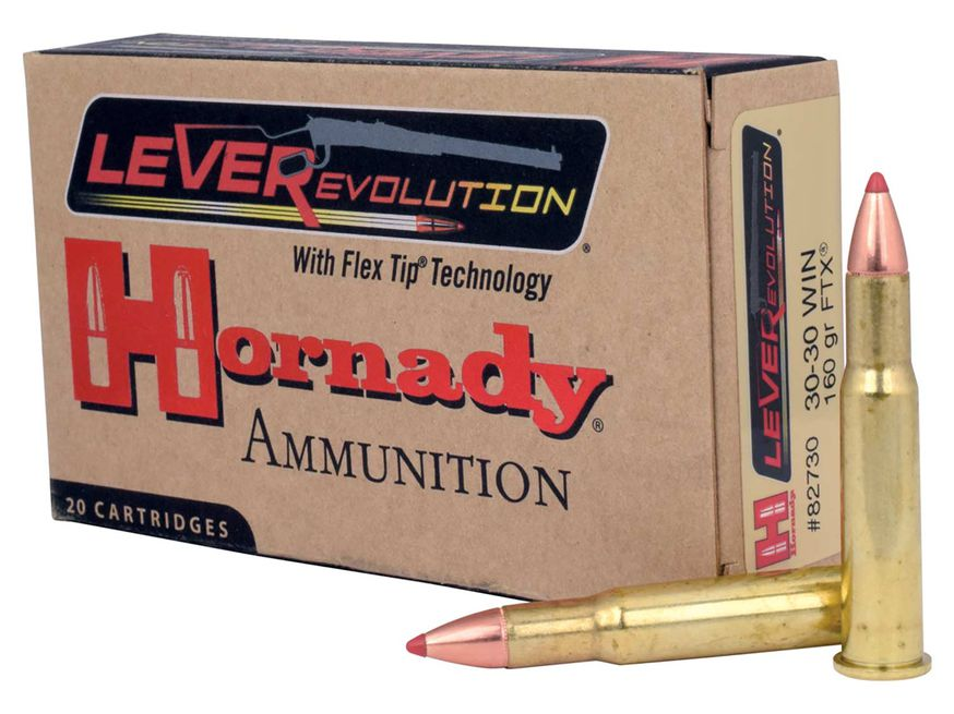 When Hornady introduced the LEVERevolution ammo, it was just the shot in the arm the .30-30 needed. The Evolution bullets delivered a substantially higher ballistic coefficient and retained more downrange energy than the old stuff.