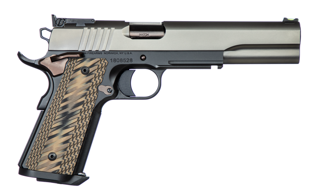 If you are familiar with 1911s, you will love this 10mm.