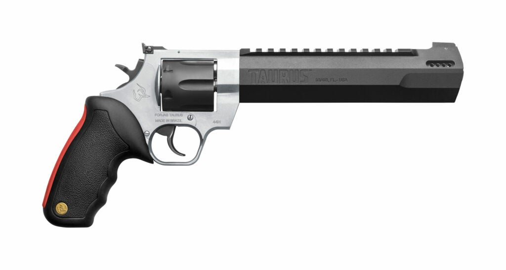 The Ranging Hunter is available in .357 Magnum