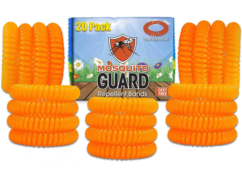 Mosquito Guard Repellent Bands