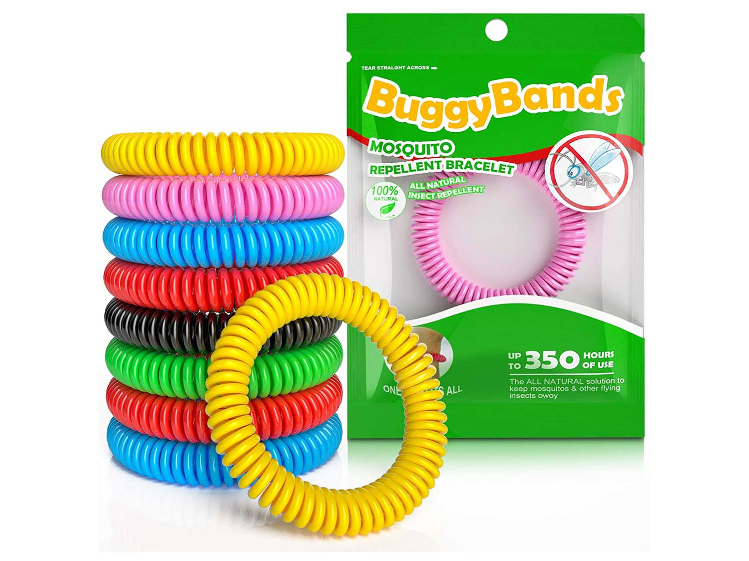 Buggy Bands Wristbands