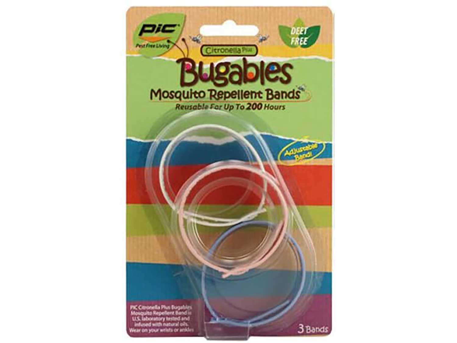 Bugables Mosquito Repellent Band