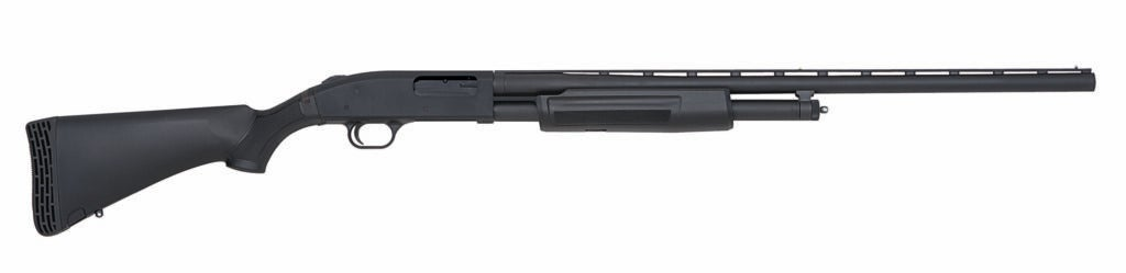 The design for the Mossberg 500 was based off the Remington Model 31.