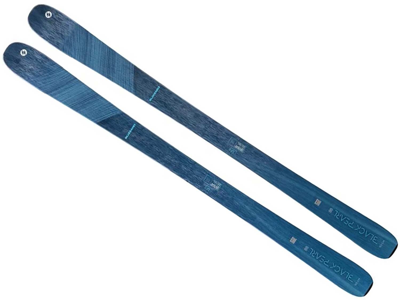 Blizzard Women's Black Pearl 88 All-Mountain Lightweight Skis