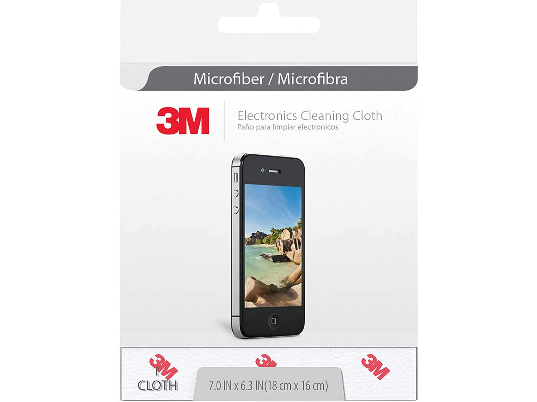 3M Electronics Microfiber Cloth