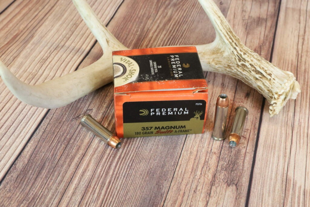 Swift A-frame's proved a level of consistency few cartridges can match.